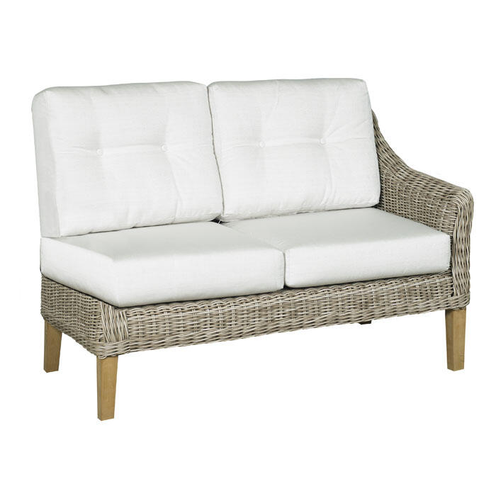 North Cape Cambria Collection Right Loveseat