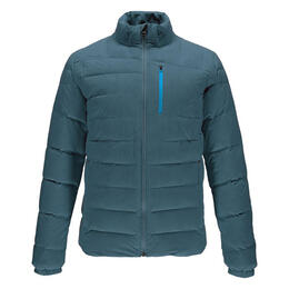 Spyder Men's Dolomite Full Zip Down Insulated Ski Jacket