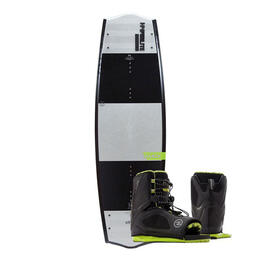 Hyperlite Men's Marek Wakeboard with Team OT Boots Package '17