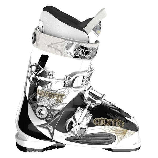 Atomic Women's Livefit 70 W All Mountain Ski Boots '14