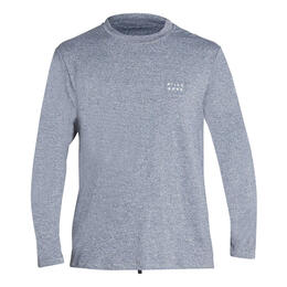 Billabong Men's Die Cut Longsleeve Rashguard
