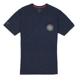 Burton Men's Fox Peak Active Short Sleeve T-shirt