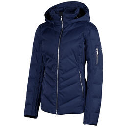 Karbon Women's Spectrum Jacket With Finnish Fur Trim