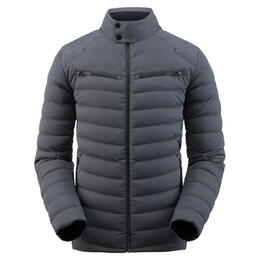 Spyder Men's Alpine Stretch Down Jacket