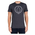 Volcom Men's Pin Line Stone Tee Shirt
