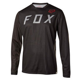 Fox Men's Indicator Long Sleeve Moth Cycling Jersey