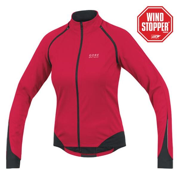 Gore Bike Wear Women's Phantom So Lady WINDSTOPPER® Cycling Jacket