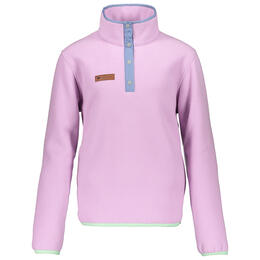 Obermeyer Girl's Boulder Fleece Pullover