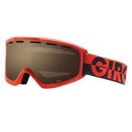 Giro Men's Index OTG Snow Goggles With Amber Rose Lens