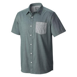 Mountain Hardwear Men's Dervin Short Sleeve Shirt