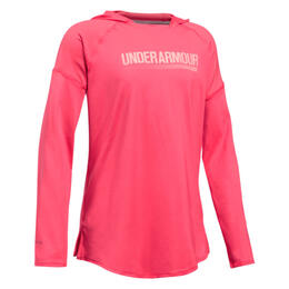 Under Armour Girl's Sunblock Hoodie
