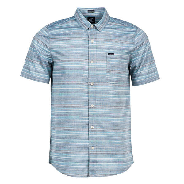 Volcom Men's Ledfield SS Shirt