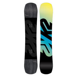 K2 Men's Afterblack Snowboard '19