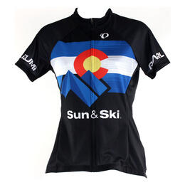 Pearl Izumi Women's S&S Colorado Select Escape LTD Cycling Jersey