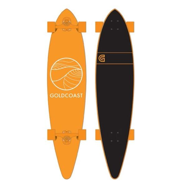 Goldcoast The Classic Complete Longboard