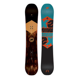 K2 Men's Turbo Dream Wide All Mountain Snowboard '17