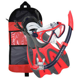 U.S. Divers Dorado II Junior Snorkel Set