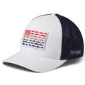 Columbia Men's PFG Mesh Fish Flag Ball Cap alt image view 3