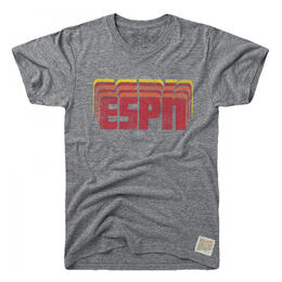 Original Retro Brand Men's ESPN Short Sleeve T Shirt