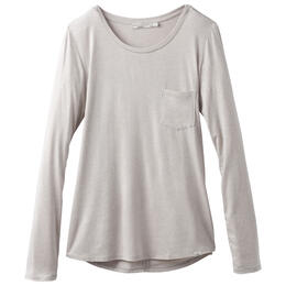 prAna Women's Foundation Long Sleeve Top