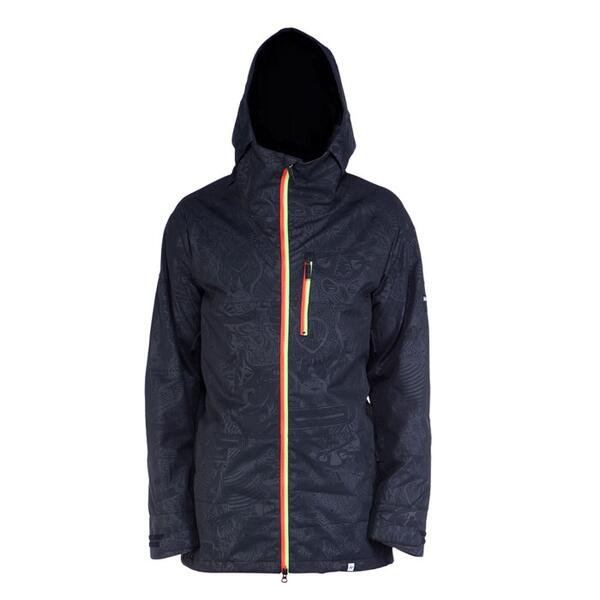 Ride Men's Newport Insulated Snowboard Jacket