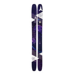 Atomic Women's Century 109 All Mountain Skis '17 - FLAT