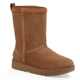 Ugg Women's Classic Short Waterproof Boots