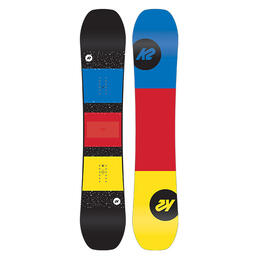 K2 Men's WWW Wide Snowboard '19