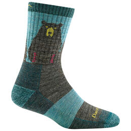 Darn Tough Vermont Women's Bear Town Micro Crew LC Socks