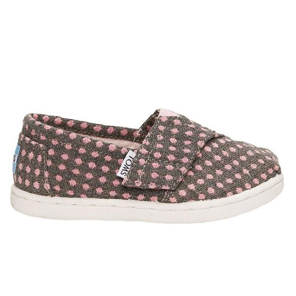 Toms Tiny Wool Dot Classic Casual Shoes