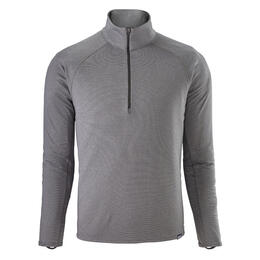 Patagonia Men's Capilene Midweight Zip-Neck Long Sleeve Top