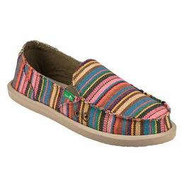 Sanuk Women's Donna Kauai Blanket Casual Shoes