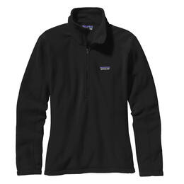 Patagonia Women's Micro D 1/4 Zip Fleece Jacket
