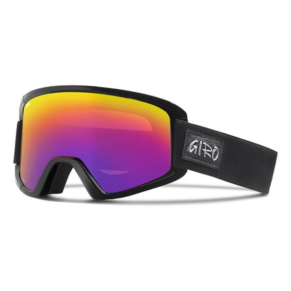 Giro Semi Snow Goggles With Rose Spectrum Lens