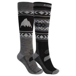 Burton Women's Performance Lightweight Socks 2 Pack