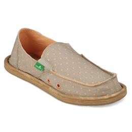 Sanuk Girl's Hot Dotty Casual Shoes