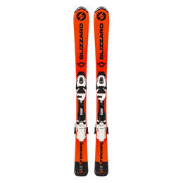 Blizzard Junior Boy's Firebird All Mountain Skis w/ FDT 4.5 Bindings '19