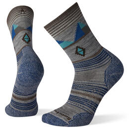 Smartwool Men's PhD® Outdoor Light Pattern Crew Socks