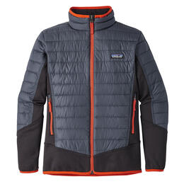 Patagonia Boys' Down Hybrid Jacket