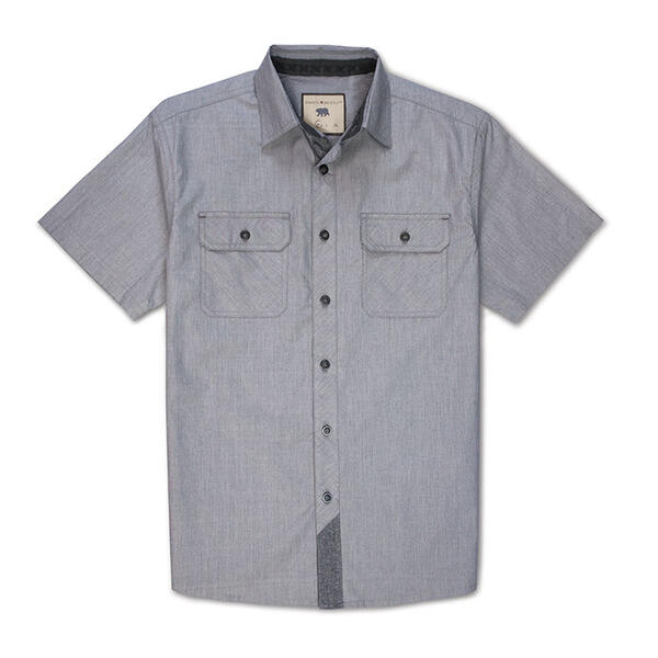 Dakota Grizzly Men's Dunn Short Sleeve Shirt