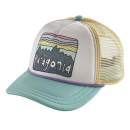 Patagonia Girl's Fitz Roy Skies Interstate Trucker Hat