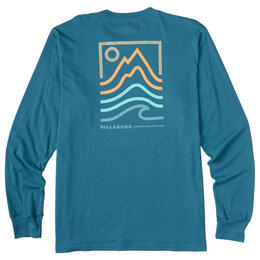 Billabong Boy's Peak Long Sleeve T Shirt