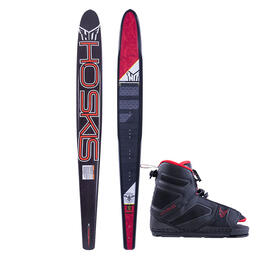 Ho Sports Men's Free Ride Slalom Waterskis W/ Freemax Bindings '18