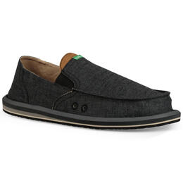 Sanuk Men's Pick Pocket Hemp Casual Shoes