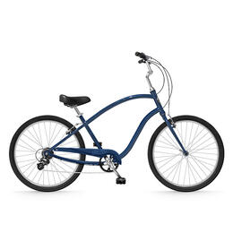 Phat Cycles Men's Del Rey 7spd Cruiser Bike '16