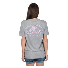 Lauren James Women's Shell Be At The Beach T Shirt