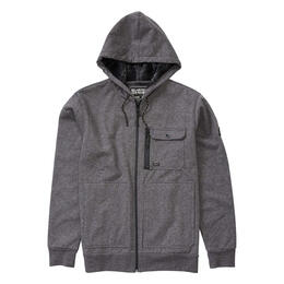Billabong Men's Quandrant Furnace Zip Up Jacket
