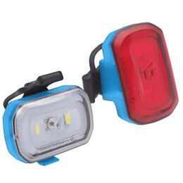 Blackburn Click USB Front And Rear Light Set