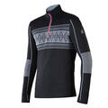 Newland Men's Chourchevel Long Sleeve 1/2 Zip Black