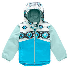 The North Face Toddler Girl's Snowquest Insulated Jacket